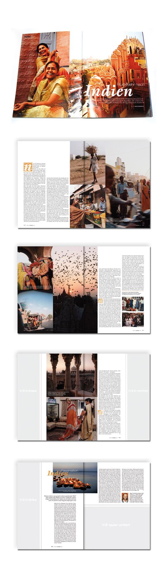 BW Seiten Indien Reise