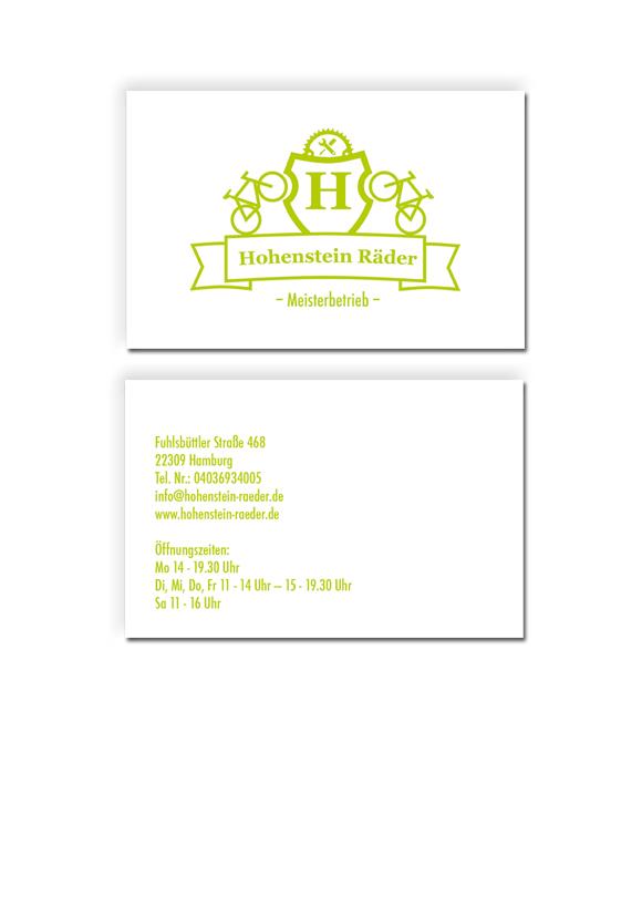 HR Visitenkarte