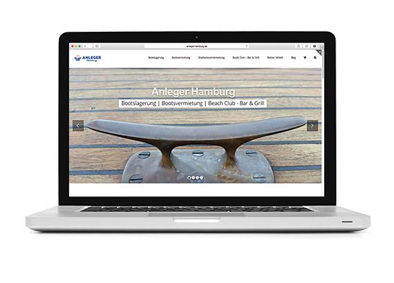 Webseite AH 1RGB
