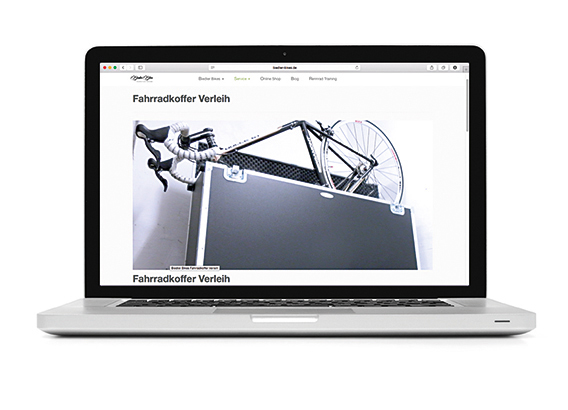 Webseite BB 4RGB
