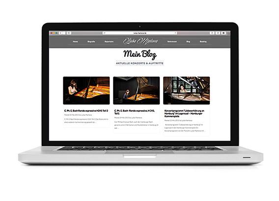 Webseite LM 5RGB