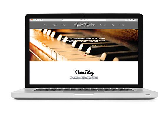 Webseite LM 6RGB